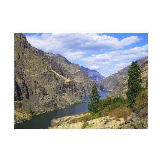Hells Canyon, Idaho Canvas Print