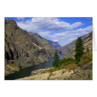 Hells Canyon, Idaho Card