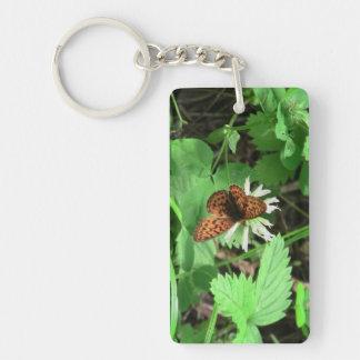 Hells Canyon Idaho Fauna Insects / Arachnids Rectangular Acrylic Keychain