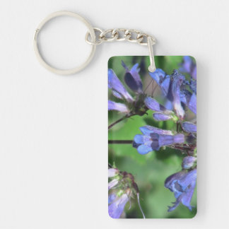 Hells Canyon Idaho Flora Wildflowers Flowers Rectangular Acrylic Keychains