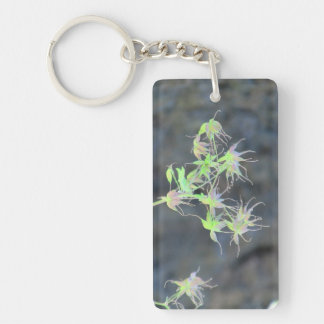 Hells Canyon Idaho Flora Wildflowers Flowers Acrylic Key Chains