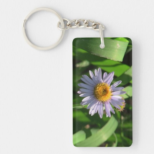 Hells Canyon Idaho Flora Wildflowers Flowers Keychain