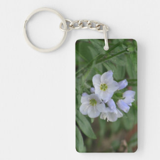 Hells Canyon Idaho Flora Wildflowers Flowers Acrylic Key Chain