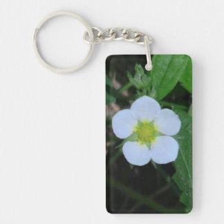 Hells Canyon Idaho Flora Wildflowers Flowers Rectangle Acrylic Keychain