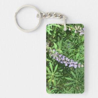 Hells Canyon Idaho Flora Wildflowers Flowers Rectangular Acrylic Keychain