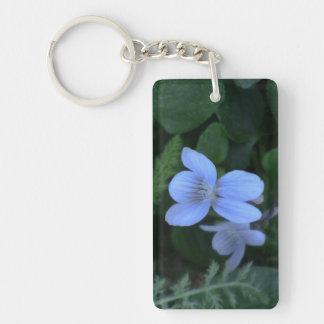 Hells Canyon Idaho Flora Wildflowers Flowers Acrylic Keychains