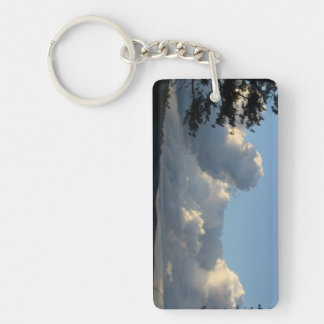 Hells Canyon Idaho Landscape Skyscape Waterscape Acrylic Keychains