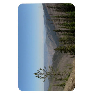 Hells Canyon Idaho Landscape Skyscape Waterscape Magnet