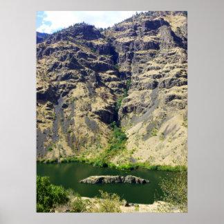 Hells Canyon, Idaho Poster