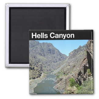 Hells Canyon NRA Magnet