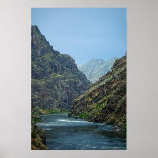 Hell's Canyon P5490 Print