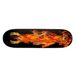 Hell's Fire Skateboard
