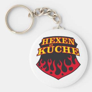 Hell's kitchen keychain