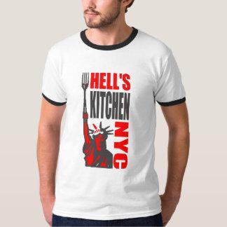 Hell's Kitchen Liberty NYC T-shirt
