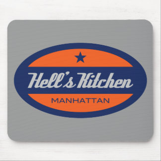 Hell's Kitchen Mouse Pad