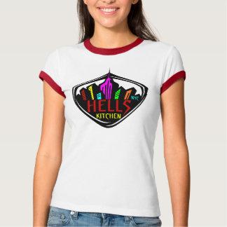 HELLS KITCHEN - New York City Tshirts