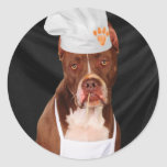 Hell's kitchen reject classic round sticker