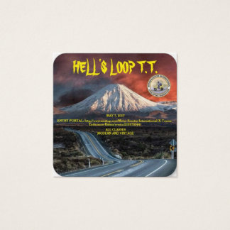 Hell's Loop T.T. Event Card