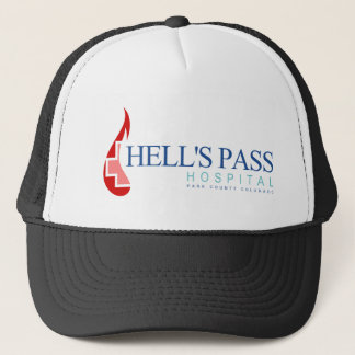 Hell's Pass Hospital, Park County CO Trucker Hat