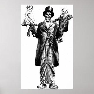 hells ventriloquist print