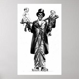 hells ventriloquist poster