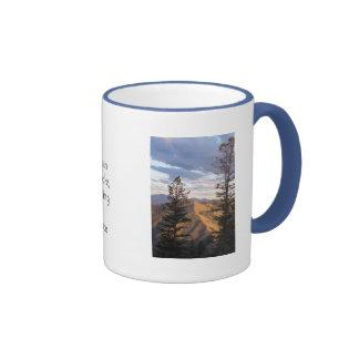 Hells Vertical View Coffee Mugs