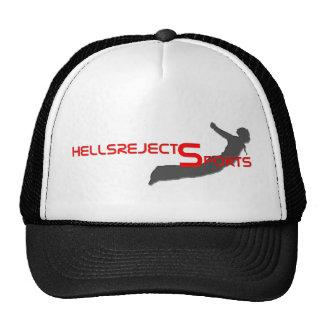 HellsRejects se divierte el gorra del logotipo