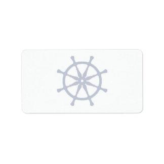 Helm Label Address Label