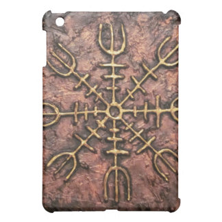 Helm of Awe iPad Mini Cover
