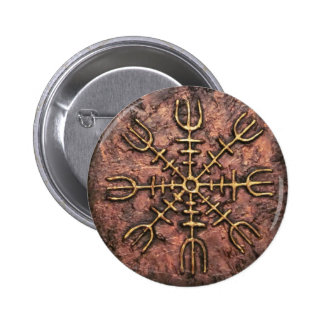 Helm of Awe Pinback Button