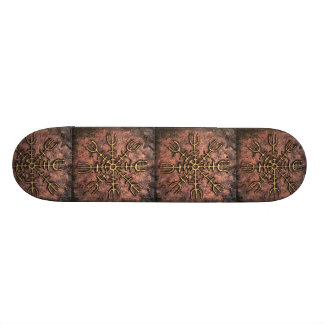 Helm of Awe Skateboard Deck