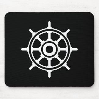Helm Pictogram Mousepad