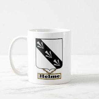 Helme Family Crest Coffee Mug
