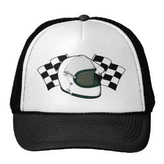 Helmet & Flags Trucker Hat