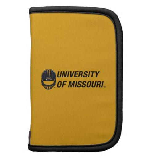 Helmet Front - University of Missouri Organizers