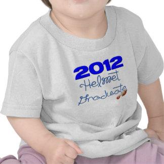 Helmet Grauate Boy and Girl 2010, 2011, & 2012 Tshirt