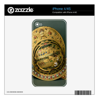 Helmet of Charles IX (1550-74) 16th century (gold Skins For The iPhone 4