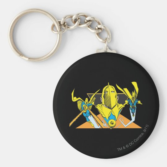 Helmet of Fate Keychain