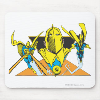 Helmet of Fate Mouse Pad
