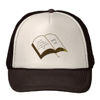 Helmet of Salvation Trucker Hat