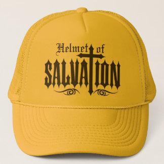 Helmet of Salvation Trucker Hat