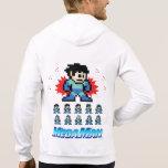 Helmet on! 2 sweatshirts