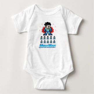 Helmet on! baby bodysuit
