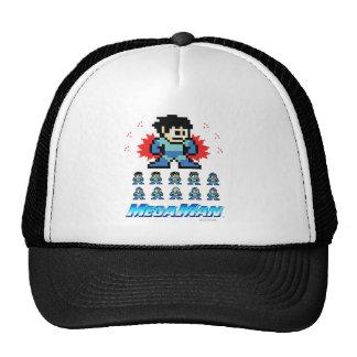 Helmet on! mesh hat