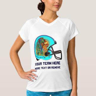 Helmet Phoenix Bird Football  Women  All Styles T-Shirt