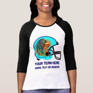 Helmet Phoenix Bird Football  Women  All Styles Shirts