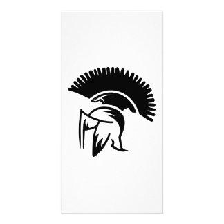 Helmet Sparta Photo Card