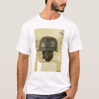 Helmet with cheek guards, from Alesia, Tene III T-Shirt