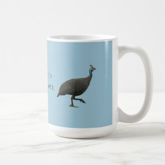 Helmeted Guineafowl Mug