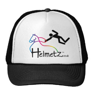 HelmetZCap,promote safety with this great product Trucker Hat